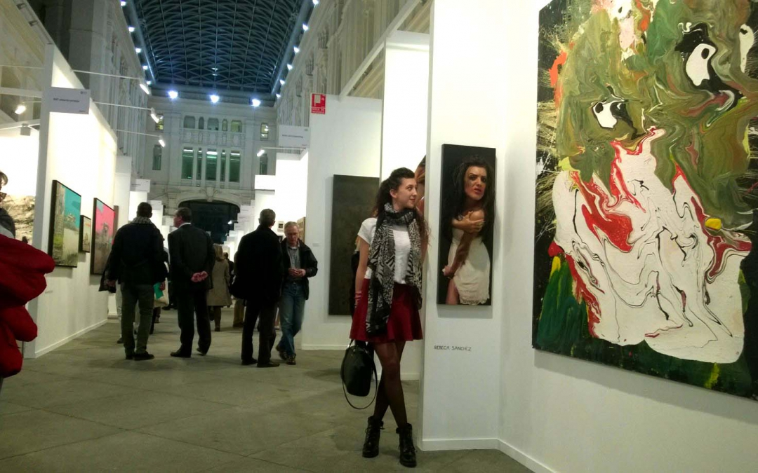 Art Madrid 15